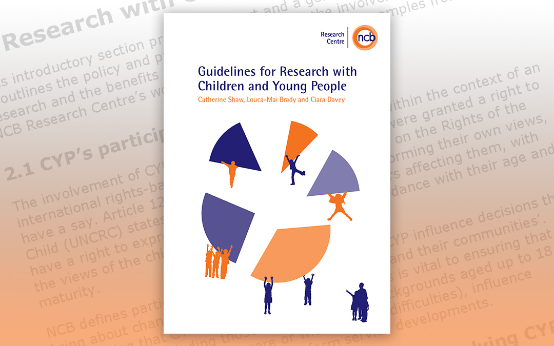 Guidelines for Research with Children and Young People