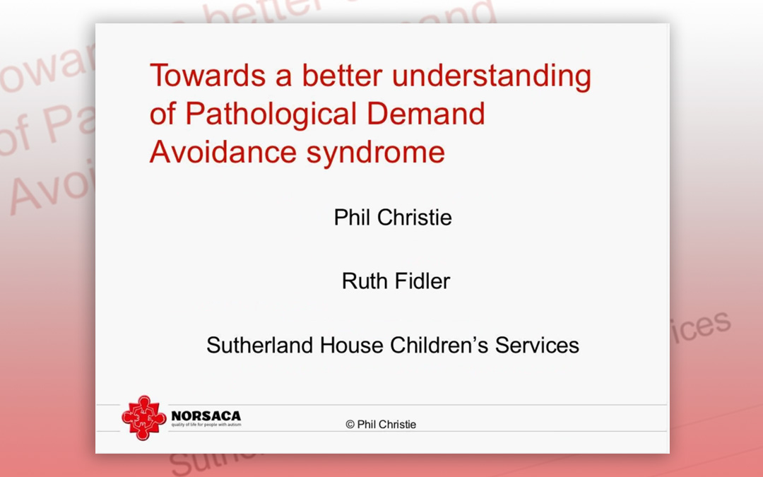Educational provision and teaching approaches for children with Pathological Demand Avoidance Syndrome (PDA)
