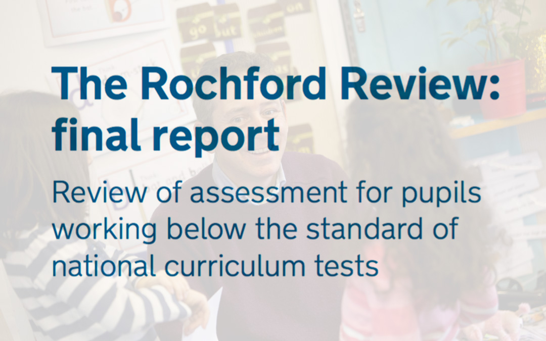 """""""Pop Up"""" Conference: The Rochford Review and Engagement Profile"""