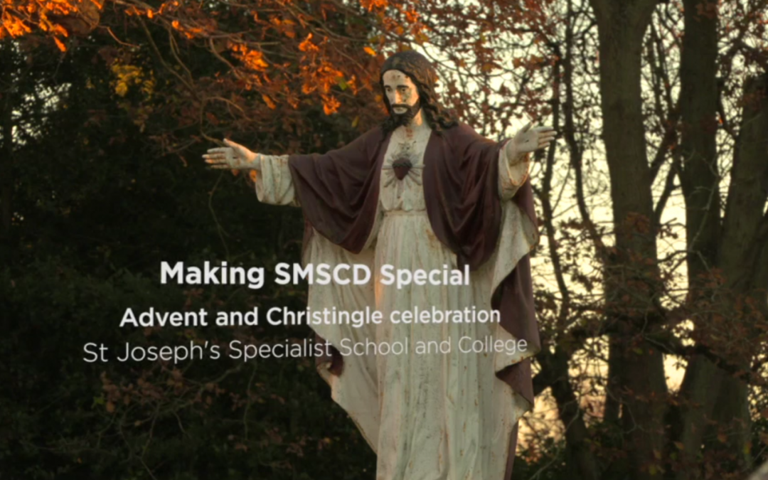 Making SMSCD Special: Advent and Christingle Celebration